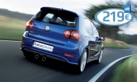 Paragolpes VW Golf V R32