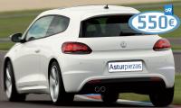 Paragolpes VW Scirocco R-Line