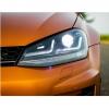 Faros Osram Full LED Xenarc Golf VII Chrome Edition
