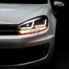 Faros Osram Full LED Xenarc Golf VI GTI